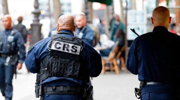 Voters are going to the polls in France to pick out their next president, amid high protection following a lethal attack on Paris police 3 days ago