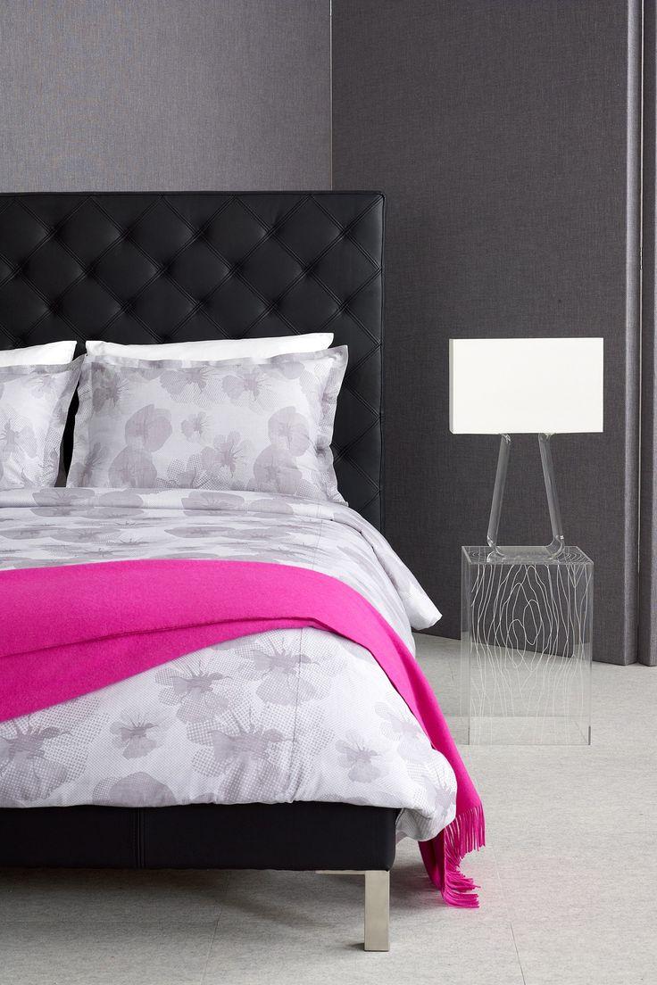 Poppy Bedding - Charcoal by W Hotels on @HauteLook