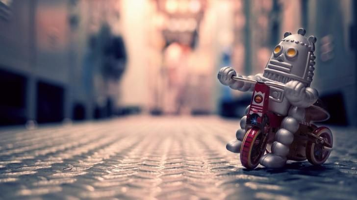 a kid of robot 10d - (#27542) - HD Wallpapers - Abstract ...