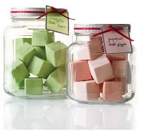 DIY Bath bombs....great gift! Site also has recipe for lip balm.