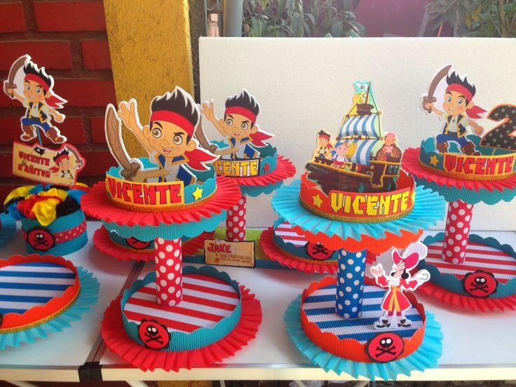 1000 images about fiesta nautica y piratas on pinterest for Decoracion nautica infantil
