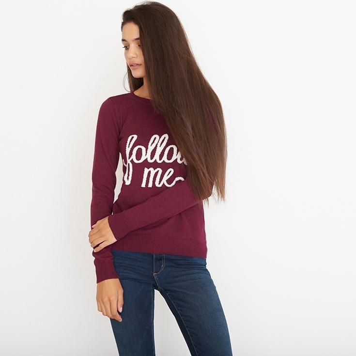 Classic Sweater.