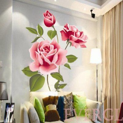 111 best Wall Decals (Living Room) images on Pinterest