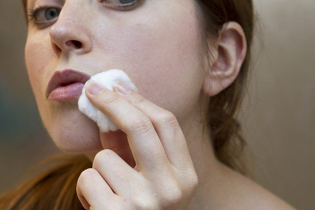 How to Get Rid of Under-the-Skin Pimples Fast | eHow