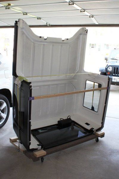 Build A Jeep Wrangler >> DIY Hardtop Cart - Page 4 | Jeep | Pinterest | Jeeps, Jeep ...