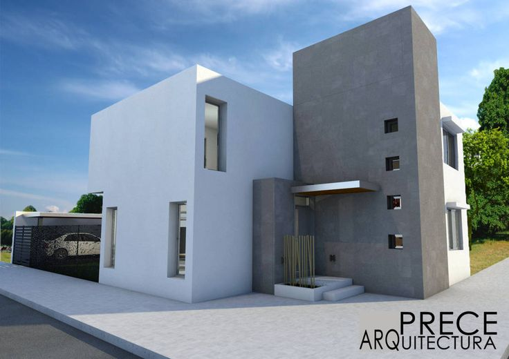 Encontrá las mejores ideas e inspiración para el hogar. CASA ARA por Prece Arquitectura   homify