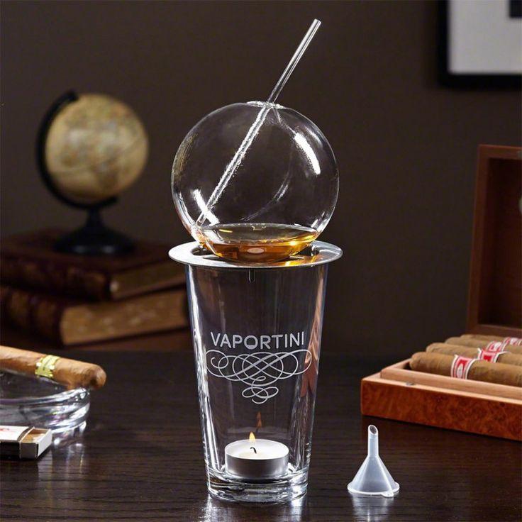 Tutti al bar - Vaportini - evaporatore per alcol - Gli aromi e profumi delle bevande senza bere alcol!