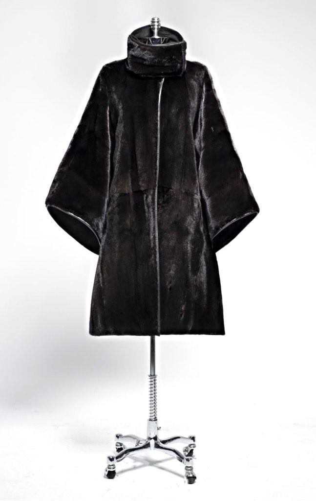 Blackglama Mink Fur Coat
