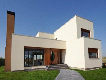 17 mejores ideas sobre modelos de casas prefabricadas en for Casas prefabricadas modernas