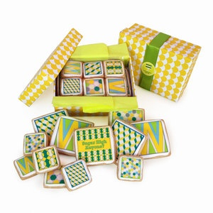 Sugar High Yellow Tile 12 Pack now featured on Fab.: 12 Pack, Tile Cookies, Cookies 12, Pack Cookies, Fab, Yellow Tile, Products, Tile 12