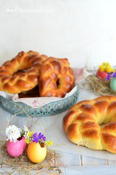 Cuddura - My Southern Italian Traditional Braided Easter Bread