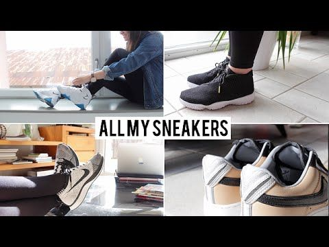 ALL MY SHOES | lecoindelodie - YouTube