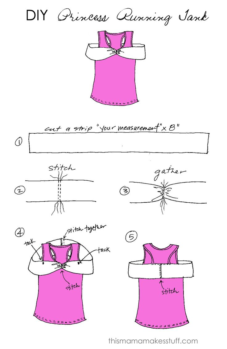 Image detail for -DIY Sleeping Beauty Running Costume Tutorial princess running costume ...