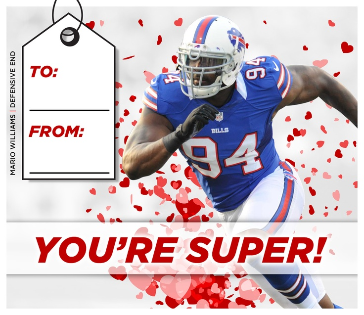 Tell someone they're SUPER like MARIO on Valentine's Day! | Holidays with the Bills | Pinterest ...