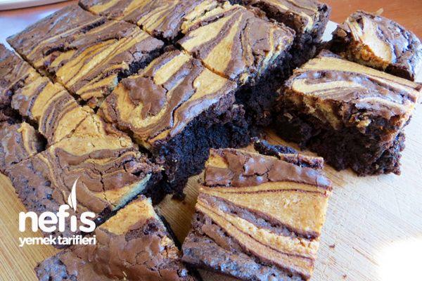 Tahinli Brownie