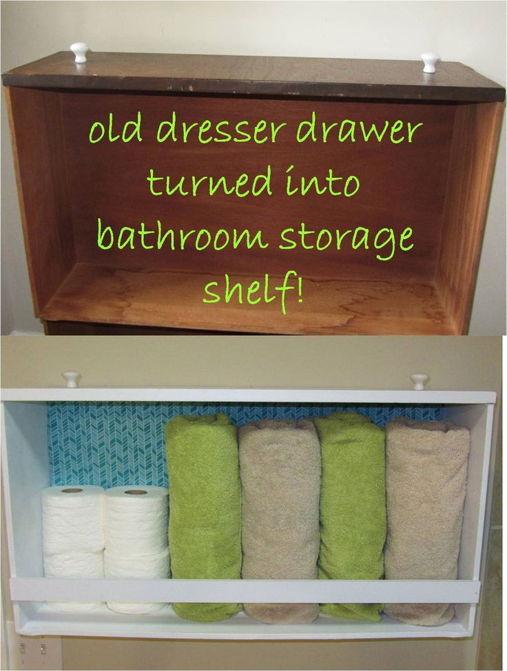 uses for old dresser drawers, part 1