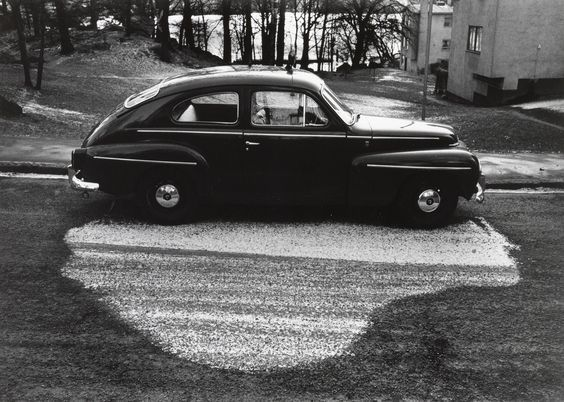 "2000-lightyearsfromhome: "" Stockholm. 1967 © Ken Josephson """
