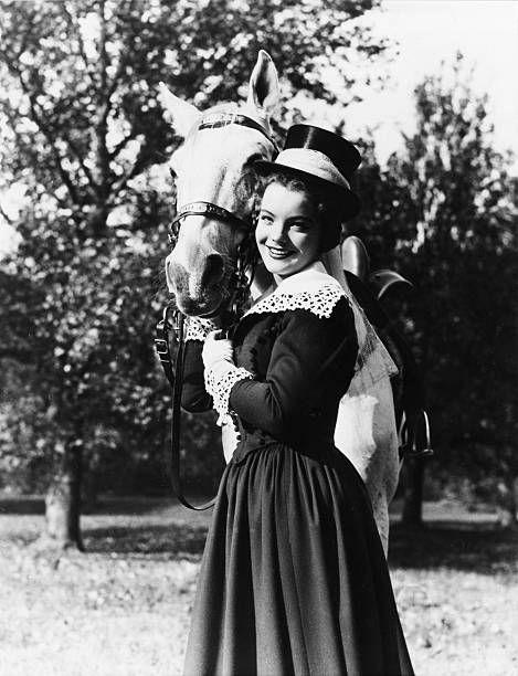 Schneider, Romy - Actress, Germany - (*-+) Scene from the movie 'Maedchenjahre einer Koenigin' Directed by: Ernst Marischka Austria 1954 Vintage property of ullstein bild