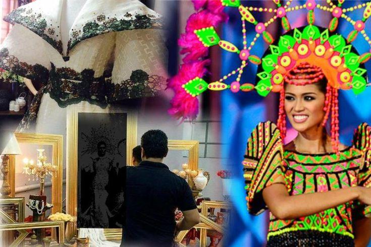 Binibining Pilipinas 2017 National Costume Update