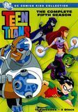Teen Titans: The Complete Fifth Season [2 Discs] [DVD]