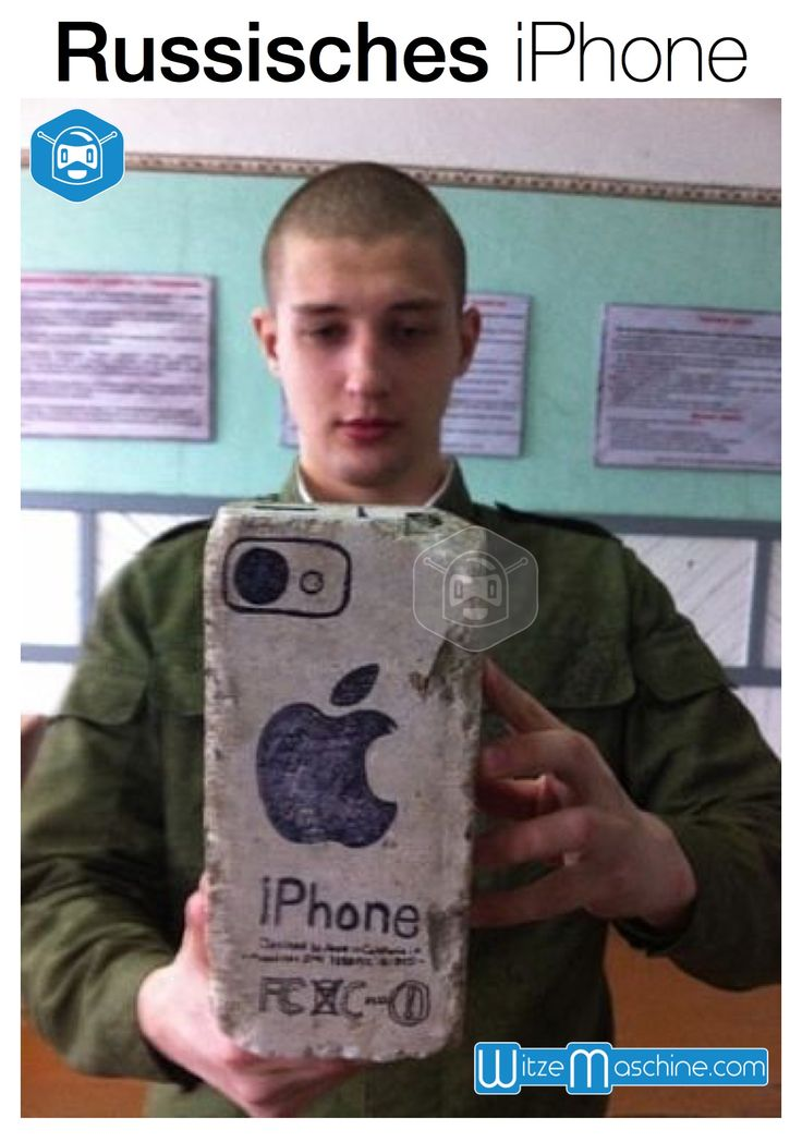 Russisches iPhone - Russen Witze - Funny Russian Fail