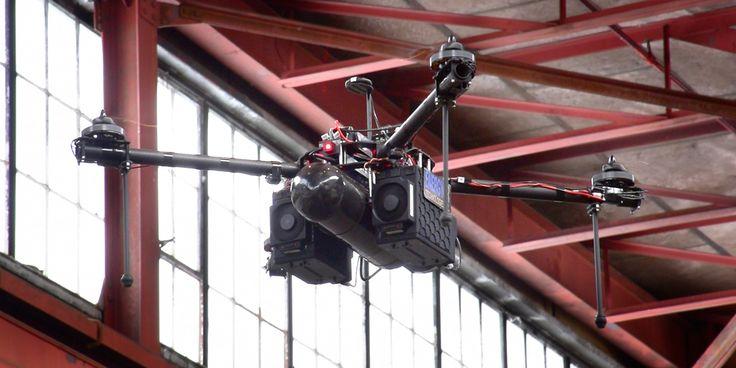 Interesante: EnergyOr muestra la batería de dron con mas duración del mundo