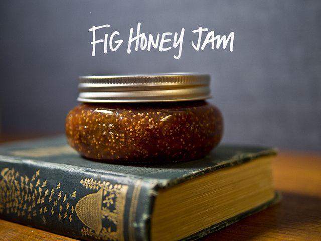 Small-Batch Preserving: Fig Jam Recipe (with honey
