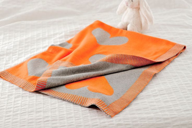 "Our Roco Baby Blanket.   Cosy and soft, ""Roco"" baby blanket couples our signature orange with a more subtle grey for those who like just a dash of colour. This 100% organic cotton reversible blanket is super soft and ideal for prams, cots, playtime and car journeys. Our beautiful baby blankets are lovingly wrapped in contemporary kiki moon boxes, the perfect gift for loved ones or for yourself.  Size; 75cm x 100cm  #babyblanket #homedecor #textiles #babygift"
