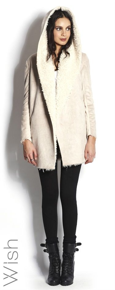 Wish Deconstruct Coat #WishDesigns #jacket
