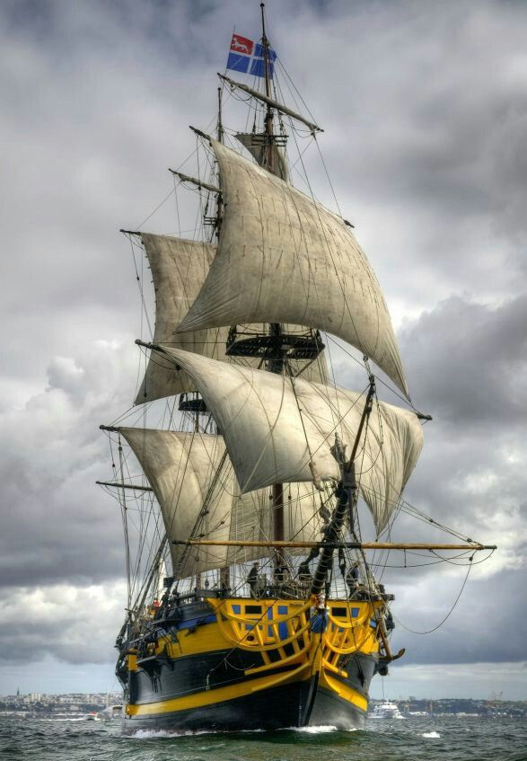 Tall Ship ~Repinned Via Robin Bodnaruk
