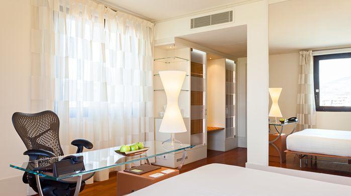 Hilton Garden Inn Florence Novoli hotel - Deluxe Room