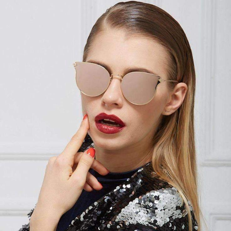 ROYAL GIRL Fashion Brand Designer Sunglasses Women |
