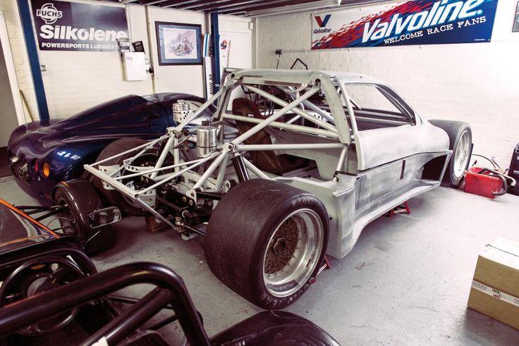 IMSA RS200 chassis