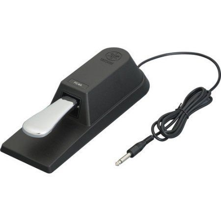 Yamaha FC4A Sustain Pedal for Digital Pianos, Keyboards, Synthesizers