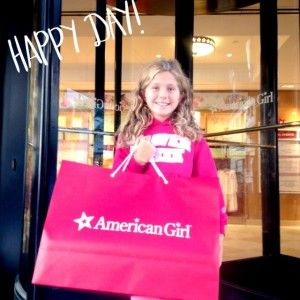 Things to do in NYC with kids American Girl Doll Store 300x300 Our 4 days in NYC with kids | Ideas for kids, tweens and toddlers