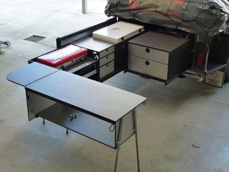 Our New Drifta Fridge Slide Combo Kitchen Storage Box
