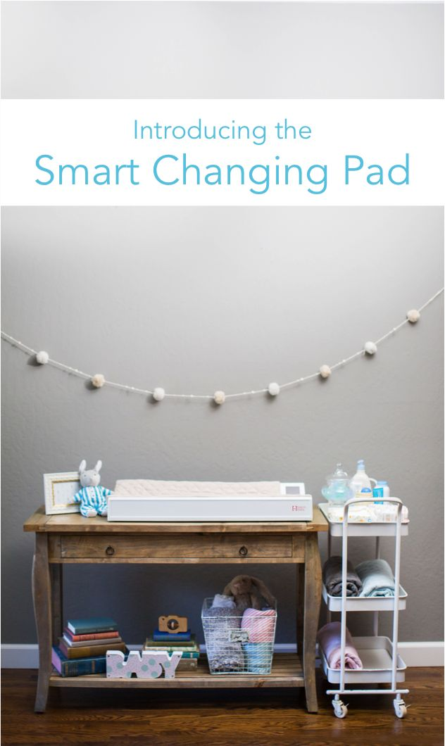 """I felt anxious about whether I was making enough milk. The Smart Changing Pad helped me to see that she was getting more from nursing than I was able to pump. I was excited —and relieved."" —Jill, mother of 2-month old girl"