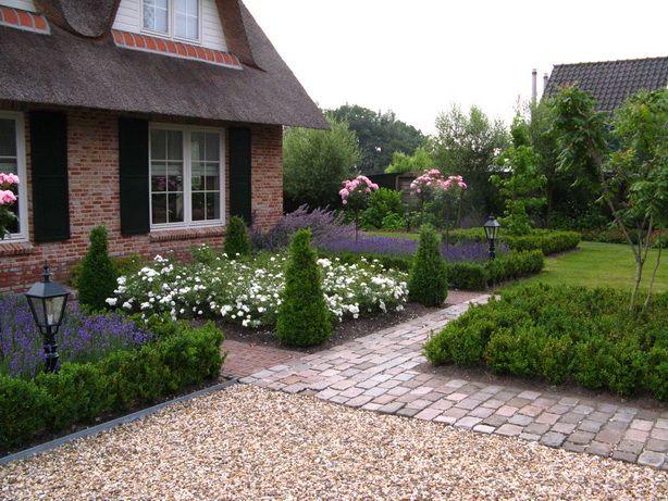 Sierbestrating landelijk huis google zoeken tuin pinterest gardens tuin and met - Landscaping modern huis ...