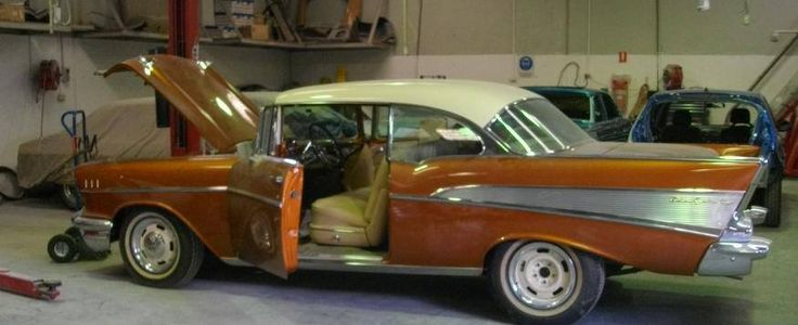 The team at Pro Paint WA are committed to quality smash repairs on the latest vehicles and some of the oldest vehicles.