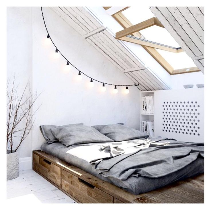 I love the wood with the white