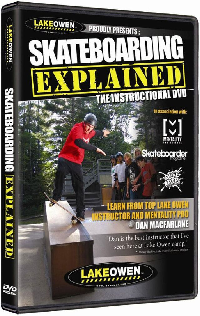 Best Top 10 Instructional Skateboard Videos