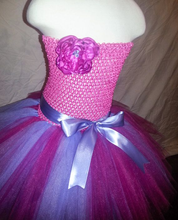 New listing in my shop please take a look https://www.etsy.com/listing/192373664/lilac-and-fuschia-tutu-dress