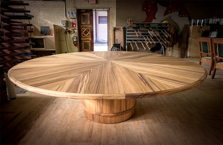 the 25 best expanding round table ideas on pinterest capstan table cool tables and. Black Bedroom Furniture Sets. Home Design Ideas