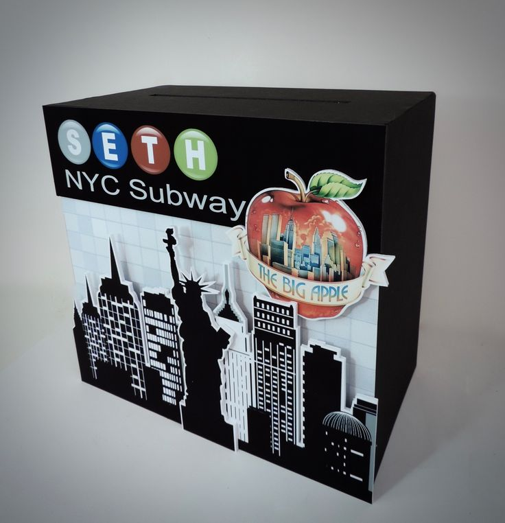10 best images about new york party decorations on for Gifts for new yorkers