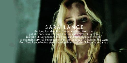 1000 images about sarah lance black canary on pinterest