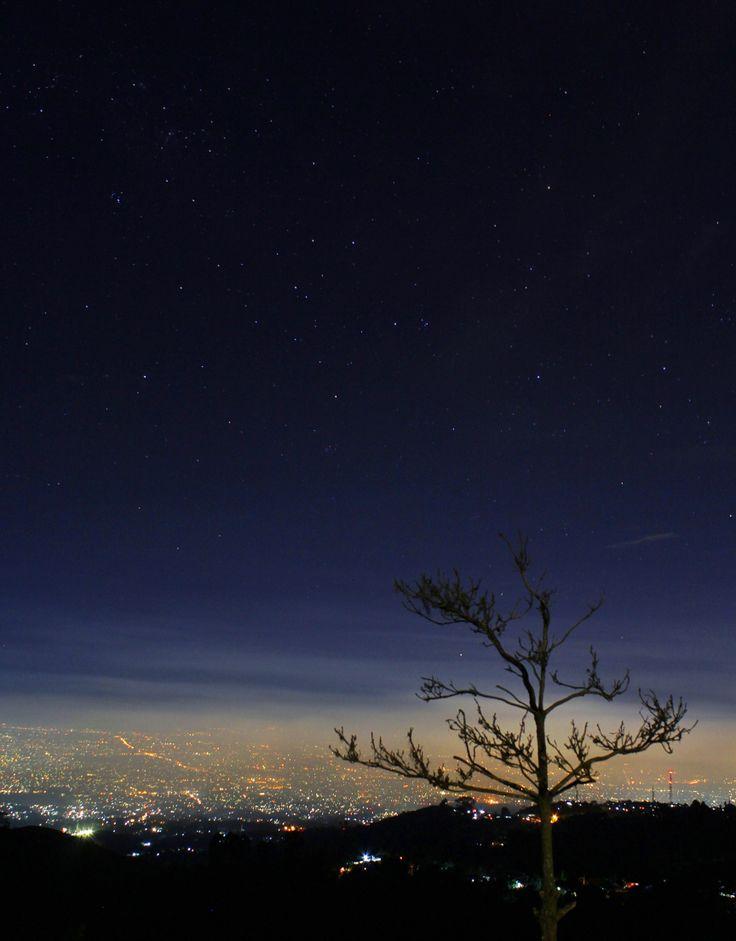 Bukit moko, bandung, indonesia
