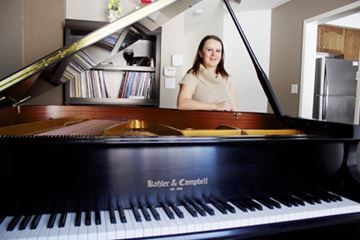 Bradford resident turns passion for music into home businessusic