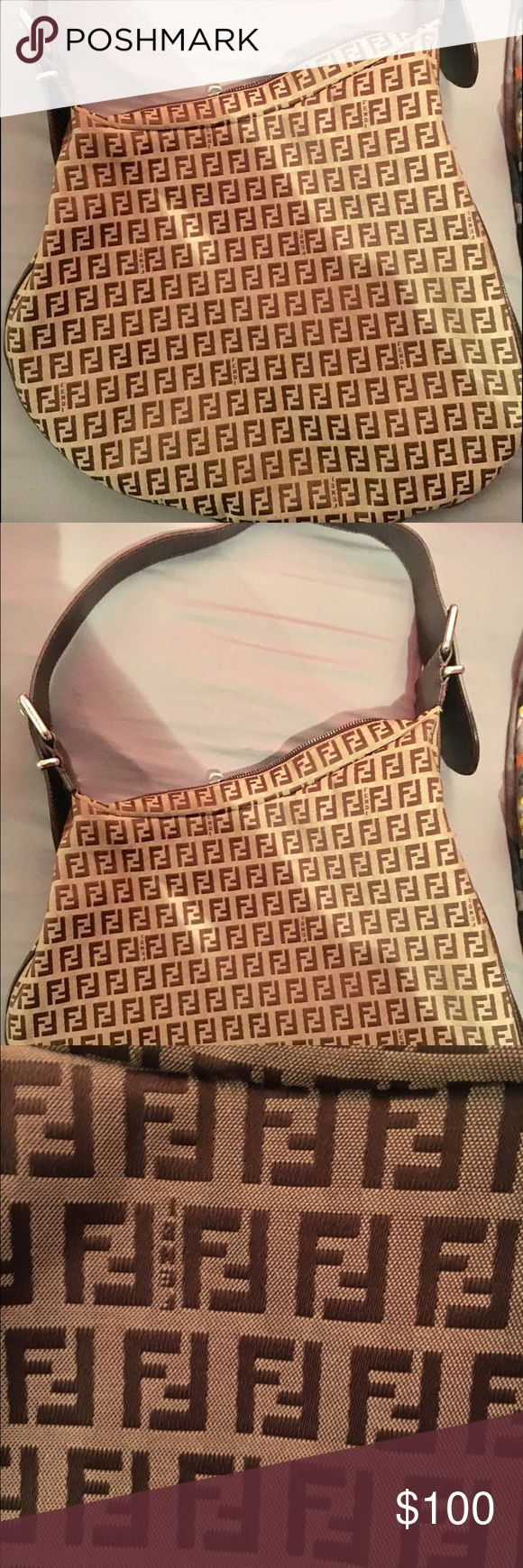 Vintage Fendi Purse Vintage Fendi medium size purse Fendi Bags