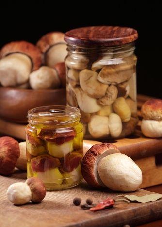 Три дореволюционных рецепта соления грибов   Публикации   Вокруг Света