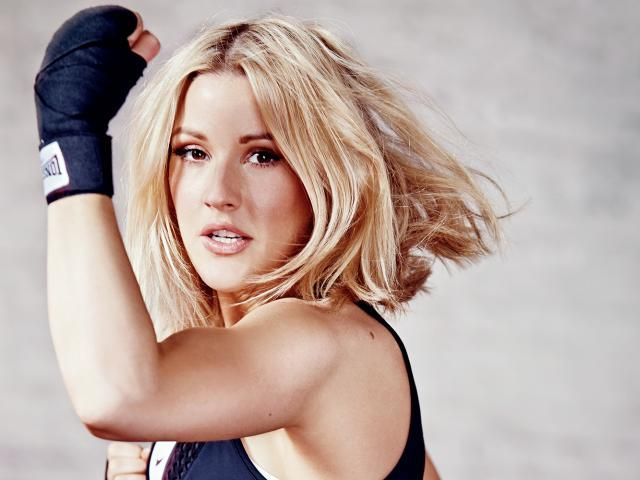 Ellie Goulding talks health, fitness and love in Women's Health